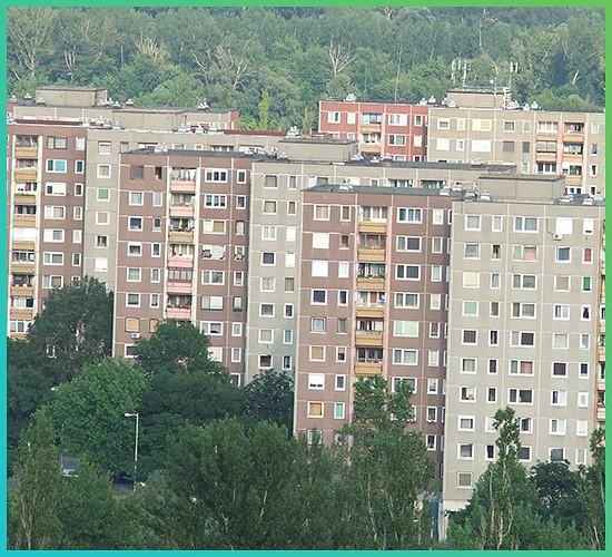 Panelházak szellőzőrendszerének tisztítása