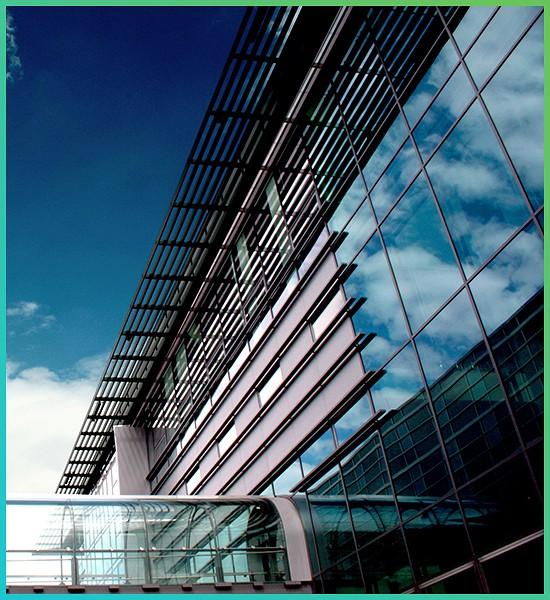 Irodaházak, ipari objektumok szellőzőrendszerének tisztítása